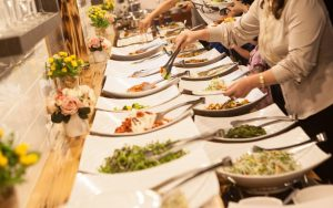 What Wedding Caterers Can Perform for the Special Day