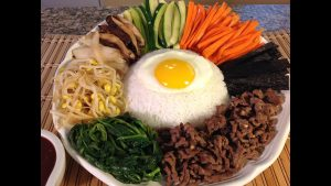 Get Korean Food to Suit your Taste Buds Needs